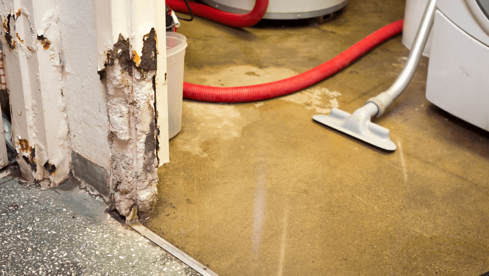 Hidden Dangers Of Water Leak Damage